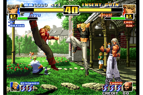 The King of Fighters '99 - Millennium Battle (NGM-2510 ...