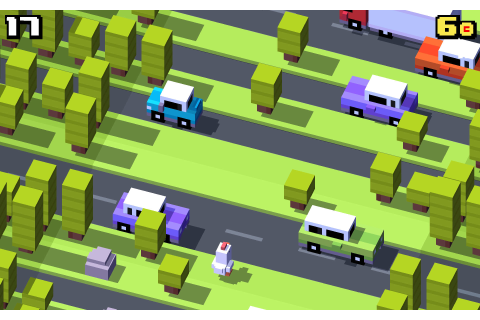 Crossy Road Screenshots for Android - MobyGames