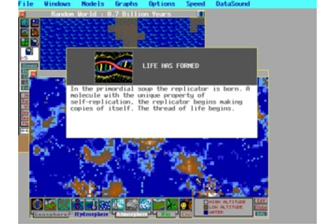 Sim Earth (DOS) Game Download