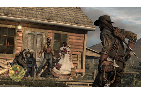 Red Dead Redemption: Undead Nightmare Challenge Guide ...
