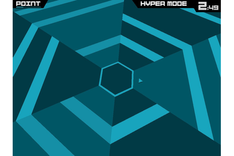 Geometry Is Fun When You Have A Super Hexagon