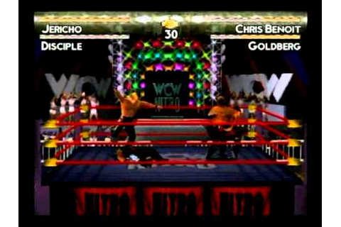 Review - WCW Nitro (PC) - YouTube