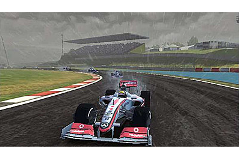 F1 2009 Review for Nintendo Wii