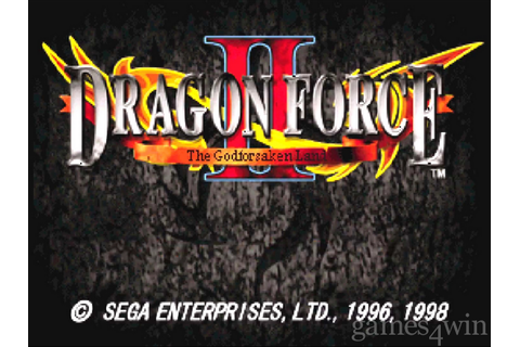 Dragon Force 2 Download on Games4Win