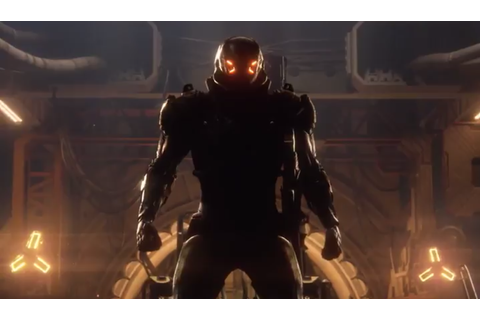 BioWare's new game Anthem takes us beyond 'The Wall' at E3 ...
