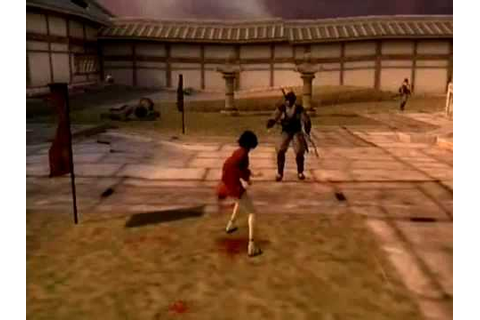 Red Ninja- End of Honor - Gameplay E3 2004 - PS2.mov - YouTube
