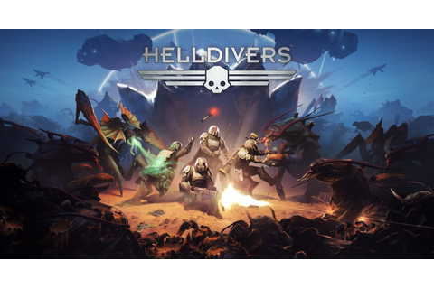 HELLDIVERS Launches for PC on Steam! | Arrowhead