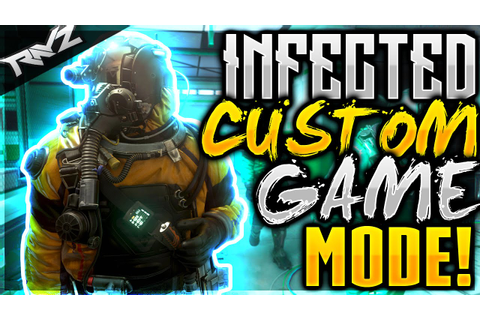 BLACK OPS 3 - INFECTED CUSTOM GAME MODE & BOWIE KNIFE MODE ...