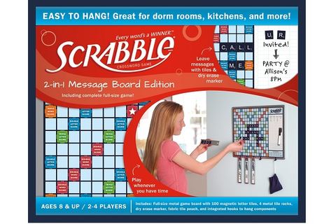 Scrabble Game and Message Board - Gadget.com