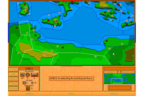 Download Advanced Civilization strategy for DOS (1995 ...