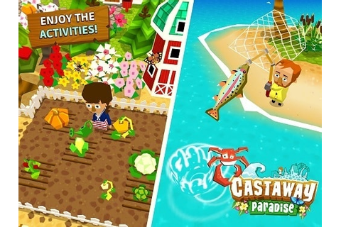 Castaway Paradise Review - Games Finder