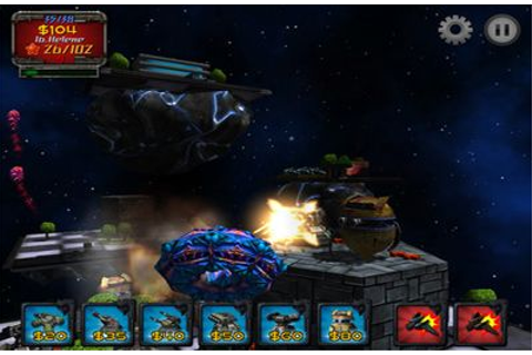 Saturn Ring iPhone game - free. Download ipa for iPad ...