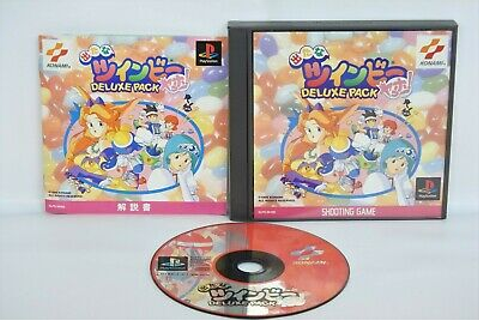 DETANA TWINBEE YAHHO! DELUXE PACK Ref ccc PS1 Playstation ...
