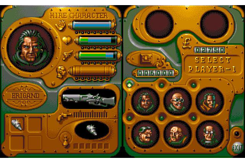 Chaos Engine Download (1993 Amiga Game)