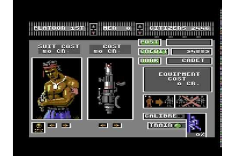 Supremacy - C64 - YouTube