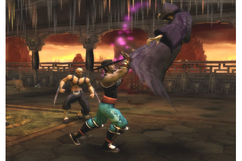 Mortal Kombat: Shaolin Monks review | GamesRadar+