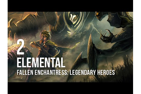 Let's Play Elemental - Fallen Enchantress: Legendary ...