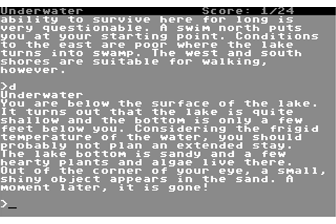 Download Zork III: The Dungeon Master - My Abandonware