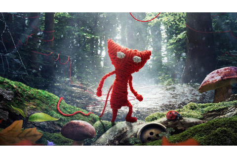 9 New Minutes of Unravel Gameplay - IGN First - YouTube