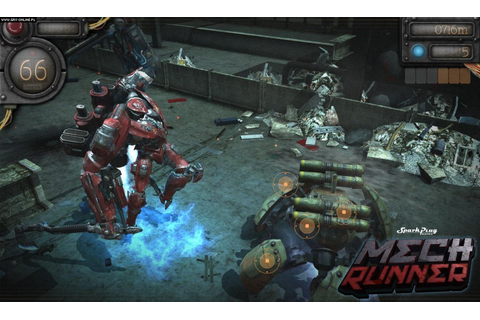 MechRunner - screenshots gallery - screenshot 3/12 ...