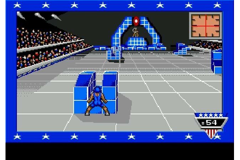 American Gladiators (video game) - Alchetron, the free ...
