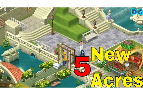 Gardenscapes new acres PART 5 complete/Top garden ...