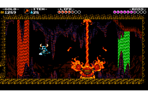 Shovel Knight Game Review for Xbox One