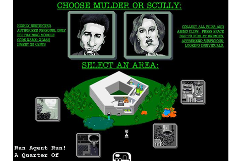 X-Fools, The: The Spoof is out There Download (1997 Arcade ...