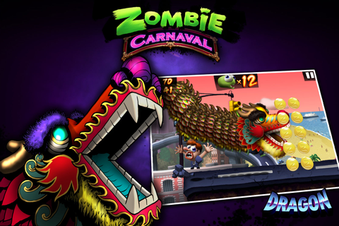 Zombie Carnaval - by Mobigame (Devs of Edge) - Touch Arcade