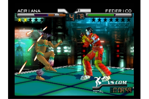 Fighter Destiny 2 (USA) ROM