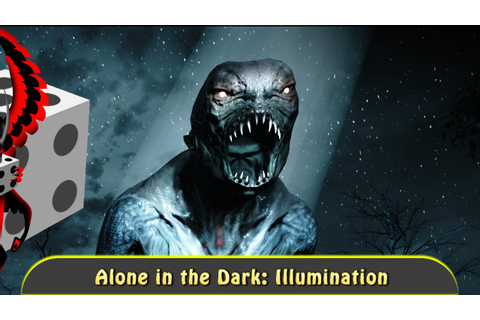Abomination: Alone in the Dark: Illumination: The Monster ...
