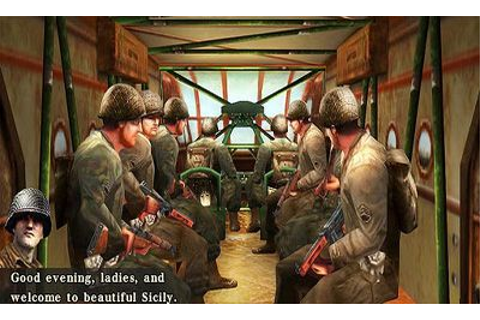 Brothers in Arms 2 Global Front HD Android apk game ...