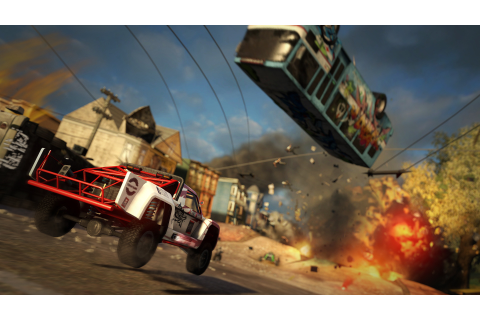 MotorStorm Apocalypse Review (PS3) | Push Square