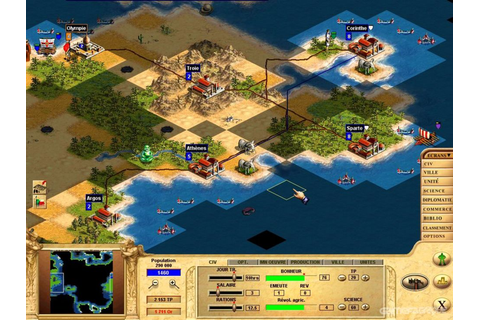 Civilization: Call to Power Download Game | GameFabrique