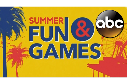 ABC 2017 Summer Fun & Games Promo - YouTube