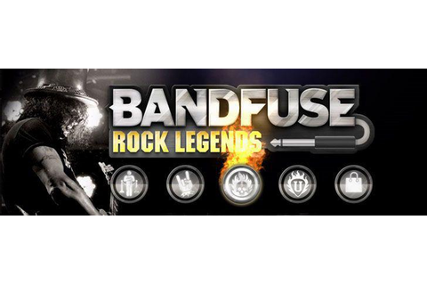 BandFuse: Rock Legends on Qwant Games on