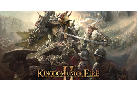 PC Games: Kingdom Under Fire II Release Date, System ...