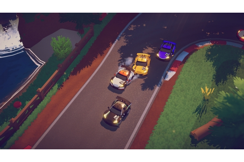 Square Enix Collective announces racing game Circuit ...