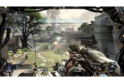 Titanfall - The Game Modes - YouTube