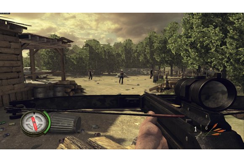 Download The Walking Dead Survival Instinct Black Box PC ...