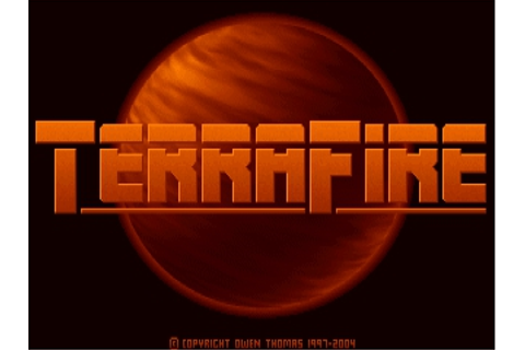 Download TerraFire | DOS Games Archive
