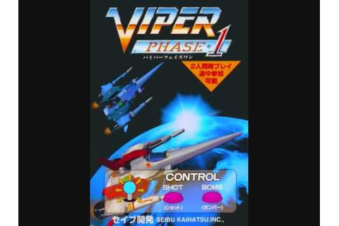 Viper Phase 1 OST- Destiny (Stage 8) (Arcade Version ...