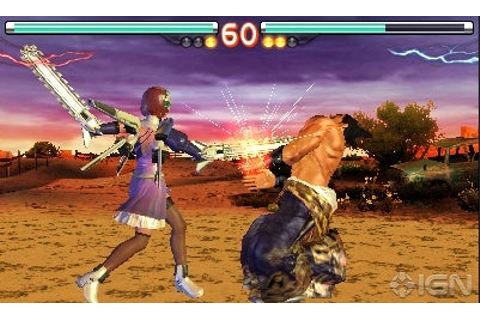 Tekken 3D Prime Edition Review - IGN