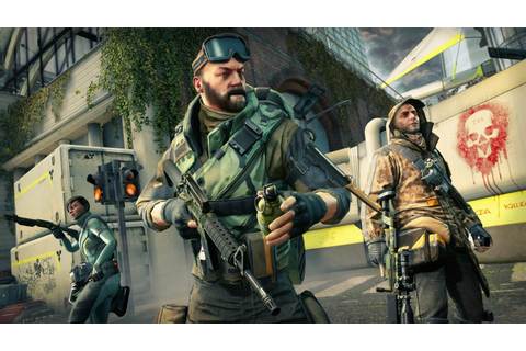 Developer Splash Damage Ends Development On Dirty Bomb ...