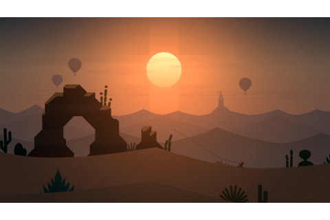 Alto's Odyssey Trailer and Release Date Announced - MacStories