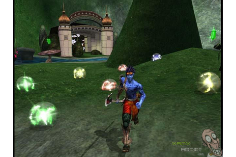 Azurik: Rise of Perathia (Original Xbox) Game Profile ...