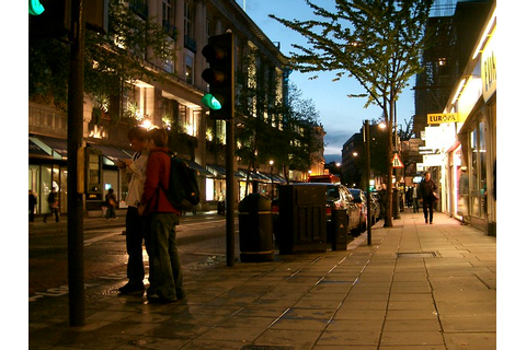 Streets of London at Night (Bayswater) | Flickr - Photo ...