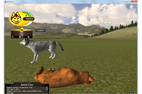 wolf quest - DriverLayer Search Engine