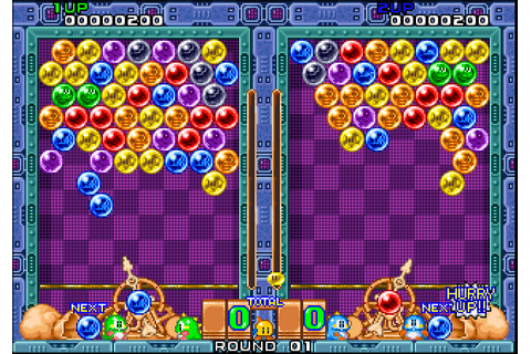 Choose Your Weapon: Puzzle Bobble