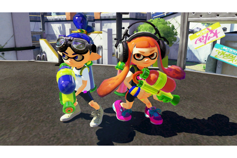Gamescom 2014: Splatoon: Why I Wish It Was a Different ...